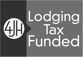 4 Jackson Hole - Lodging Tax Funded Logo