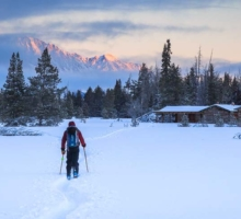 Best Cross Country Ski and Snowshoe Trips in Grand Teton National Park