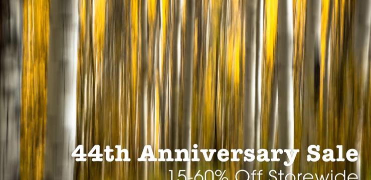 Skinny Skis 44th Anniversary Sale!