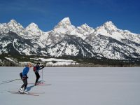 Jackson Hole Nordic News Archive: April 8, 2005 by Sean O'Malley