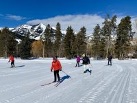 Jackson Hole Nordic Recreational Masters Clinic