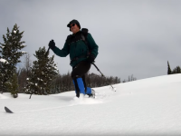 Video: Tom M's First XC Ski of the Season