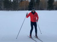 Video: 2x Olympian Erik Bjornsen instructs the Skate Skiing Fundamentals