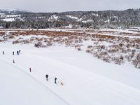 CANCELLED FOR 2021 – JH Nordic Alliance's 5th Annual Free Ski, Fat Bike, & Snowshoe Day –